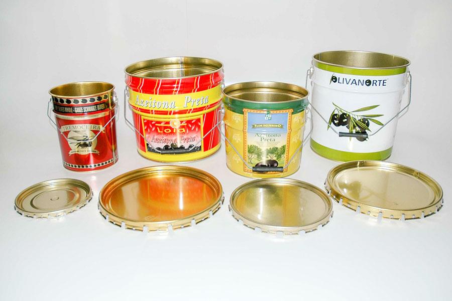 Embalagens Alimentares - Azeitonas