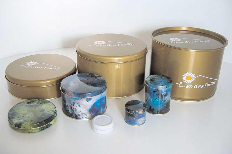 Embalagens não-tradicionais
